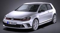 Volkswagen Golf GTI Clubsport S 2017