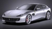 Ferrari GTC4 Lusso T 2017