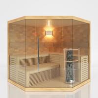 Sauna SR1A010 Wellness