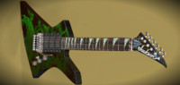 Jackson Kelly guitar