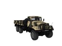 Kraz 255 Army + 5 Addons