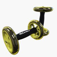 AB Trainer Wheels