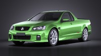 Holden VE II Commodore Ute SSV 2013