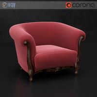 Savio Firmino armchair