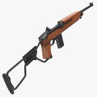 Carbine M1A1 Folding Stock