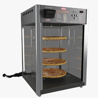 Countertop Pizza Warmers and Merchandiser