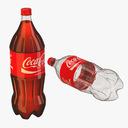 Soda Bottle 3D models