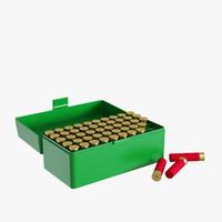 MTM 50 Round Ammo/Ammunition Bullet Box