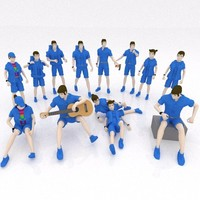 13 scoot team members