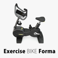 Exercise BIke Forma TechnoGym