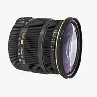 Lens Sigma 17-50mm F2.8 EX  OS