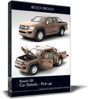 Dosch 3D - Car Details - Pick Up