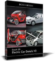 Dosch 3D - Electric Car Details V2