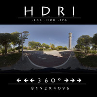 HDR 6 PARK BIKE LANE