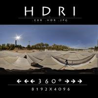 HDR 8 SKATE PARK