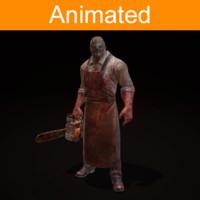 Character Butcher