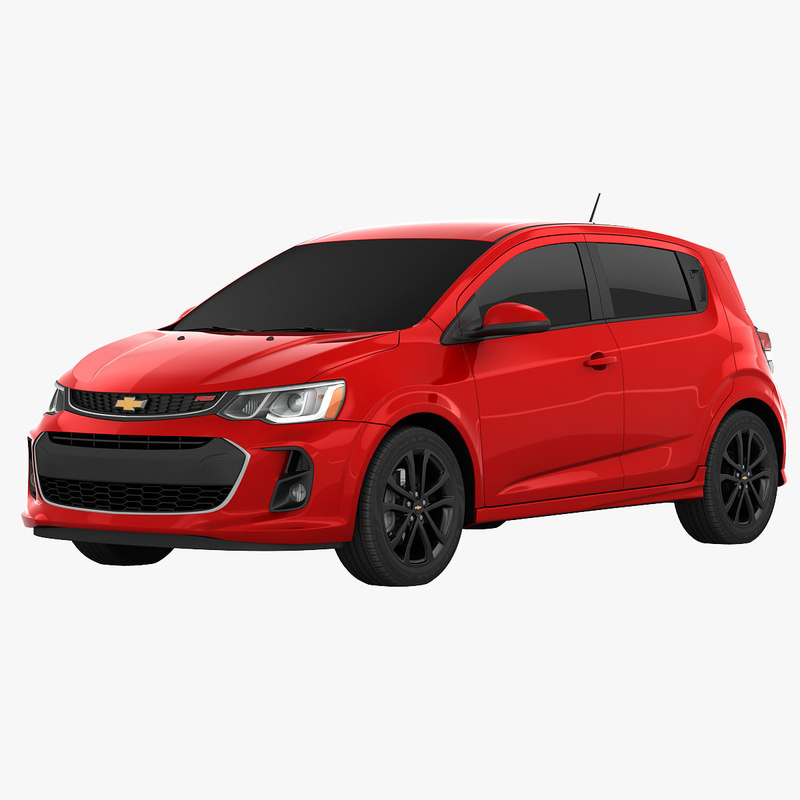3d 3ds chevrolet sonic hatchback. Black Bedroom Furniture Sets. Home Design Ideas