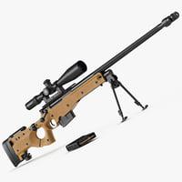 Rifle Sniper L115A3