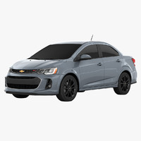 Chevrolet Sonic Sedan 2017