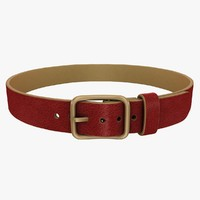 Belt 2 (Red)