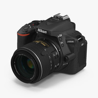 Digital Camera Nikon D5500