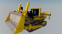 Lego - Technic Bulldozer Electric
