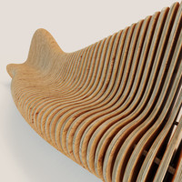 Parametric bench Wave