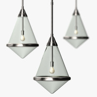 Circa lighting - Large gale hanging pendant