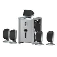 speakers 03 3d model