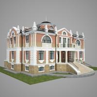 Classic small palace