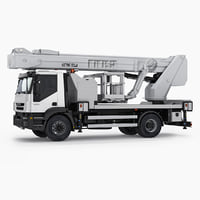 Truck Aerial Platform