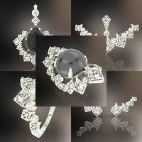 COLLECTION UNIVERSE - 7 JEWELERY 3D