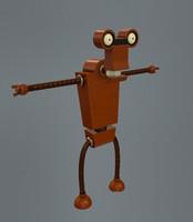 Robot Futurama ROBERTO
