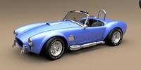 AC cobra 427 1965