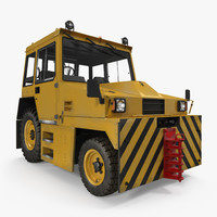Push Back Tractor Hallam HE50