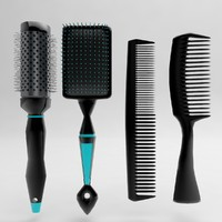 Comb collection