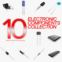 Electronic Components Collection