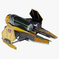 ETA-2 Jedi Interceptor