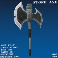 Scandic Stone Axe