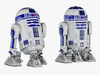 R2-D2 Star Wars Droid