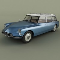 Citroen DS 19 Break