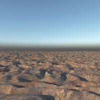Terrain stone 01