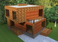 Hi-tech Qualitative Cottage House(1)