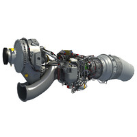 Europrop TP400-D6 Turboprop Engine for Airbus A400M