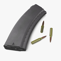 Assault Rifle Magazine