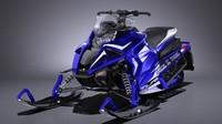 Yamaha Sidewinder R-TX LE snowmobile