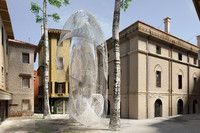 Small architectural form in Italy 3