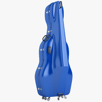 Mammoth Double Bass Case Close 02