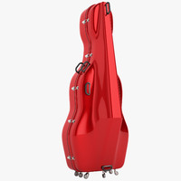 Mammoth Double Bass Case Close 03