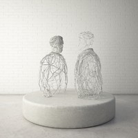 Custom Public Human Sculpture